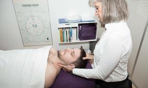Zonehelle, andre behandlingsformer - KST (Kranio Sakral Terapi)