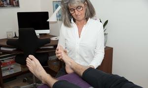 Zonehelle, andre behandlingsformer - Zoneterapi